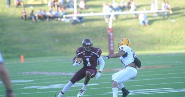 West Texas A M Hosted Texas A M Commerce For Their Home Opening Football Game At Happy State Bank Field At Kimbr West Texas A M Texas A M University Globe News