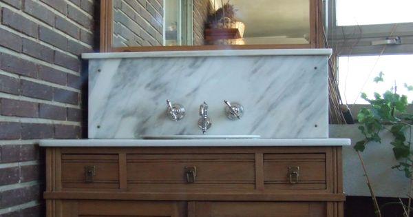 Mueble lavabo antiguo de segunda mano en madrid ameubl - Decoracion segunda mano ...