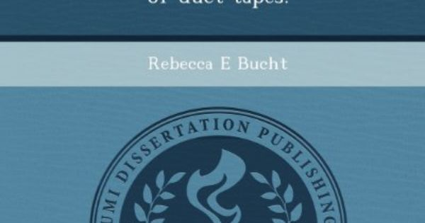 proquest dissertation sales