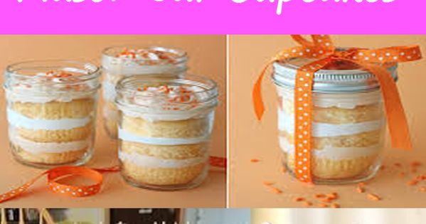 cake in a jar instructions
