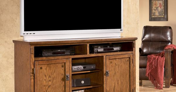 Cross Island Oversized TV Stand By Ashley Furniture For The Home Pinterest Tv Stands Room
