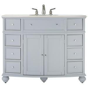 Home Decorators Collection Hampton Harbor 45 In W X 22 In D Bath