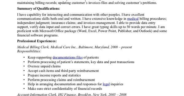 clerk job title legal resume example law sample resumes livecareer