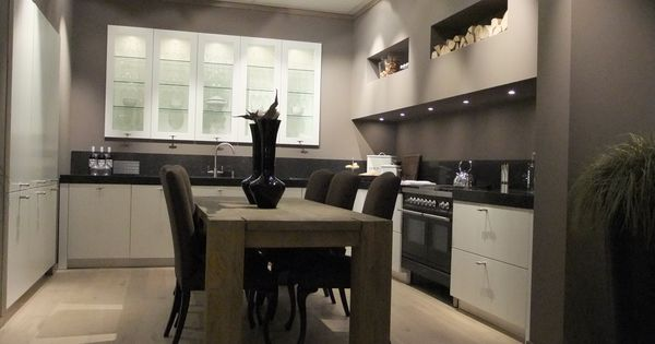 Project novarti keukens mdp vormgeving pinterest moderne - D co keuken ...