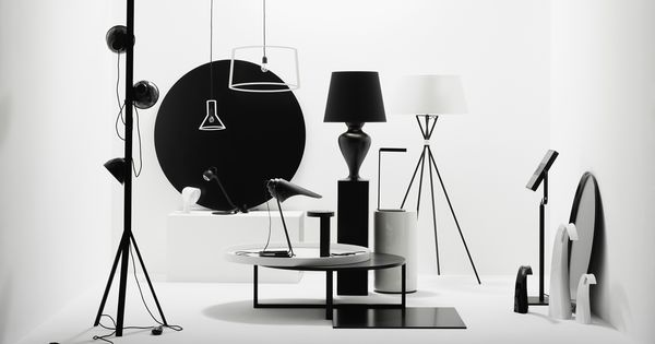 we black white taj mini von kartell online kaufen im stilwerk shop ab 186 photo. Black Bedroom Furniture Sets. Home Design Ideas