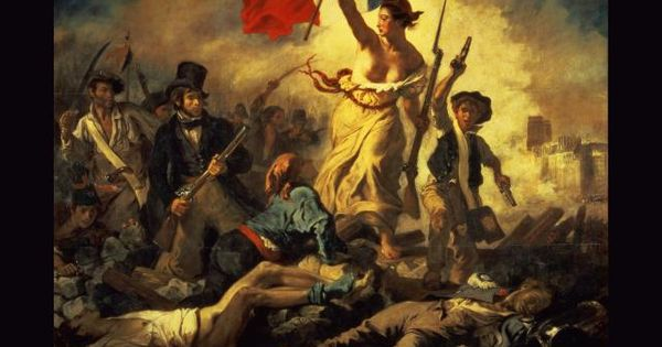 The Women of the French Revolution ~ A guest post by Stew Ross