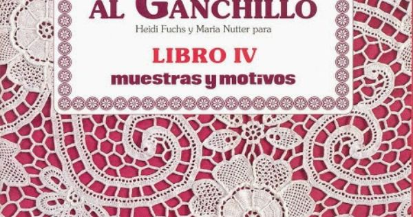 ... Libros De Ganchillo Crochet Magazines Books | apexwallpapers.com