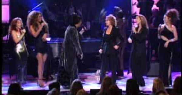 Gloria Estefan Mariah Carey Aretha Franklin Carole King Celine