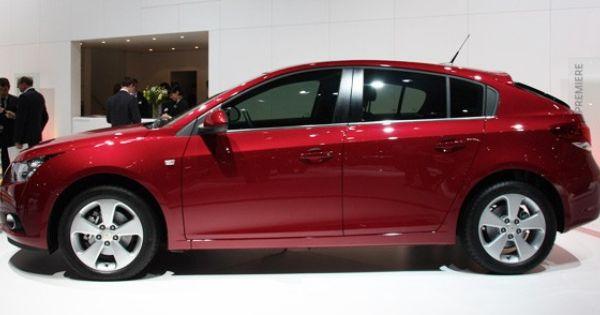 2012 Chevrolet Cruze Hatchback Chevrolet Cruze Chevrolet
