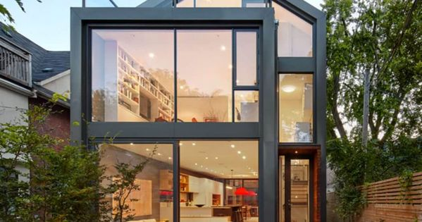 Skygarden house by dubbeldam architecture design for Dubbeldam architecture and design s contrast house