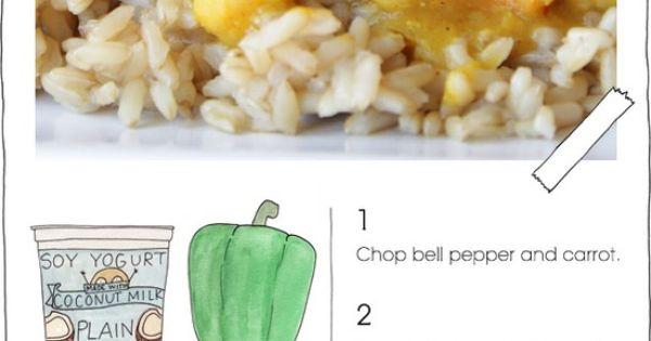 Vegan Chickpea Curry | Veggies & Salads | Pinterest | Chickpea Curry ...
