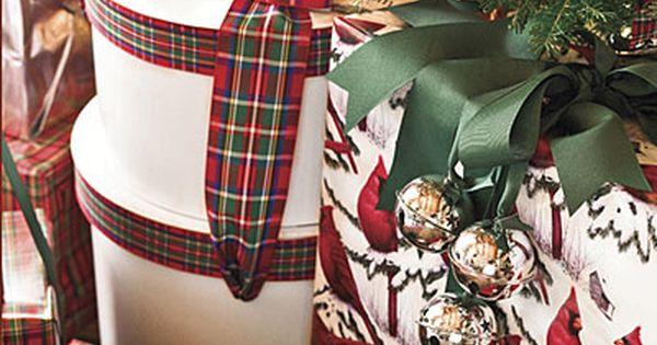love the Scottish wrap.