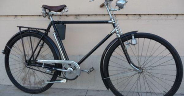 Pin auf Diamant Fahrrad 1937