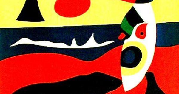 Joan miro summer spanish surrealism joan miro for Joan miro interieur hollandais