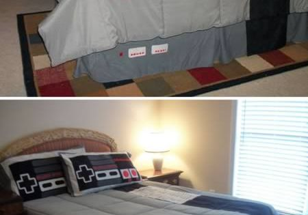 12 Coolest Bedding Sets via Oddee