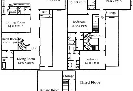 Authentic historical designs llc house plan my floor for Authentic historical house plans