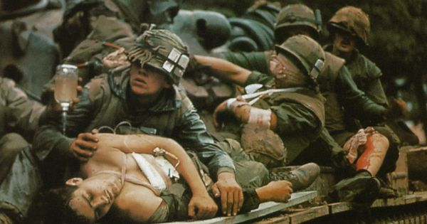 US military casualties at Hue during the VC Tet offensive ...