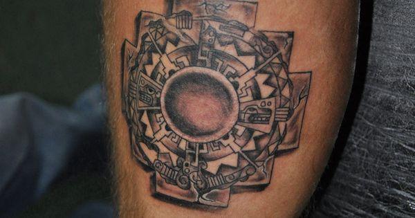 inca cross tattoo - photo #5