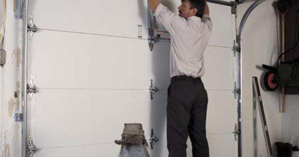 Garage Door Maintenance Tips The Bottom Brackets Cables