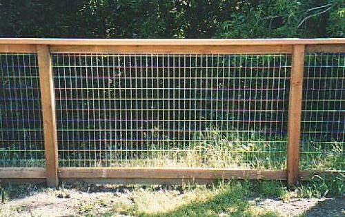 Wire Mesh Fence Designs - Google Search