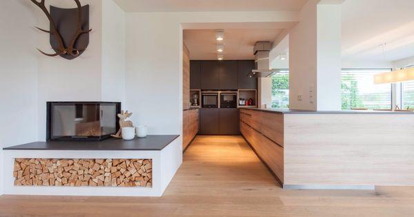 Ihre Mobel Flachdachhaus Bauernhaus Wohnzimmer Und Produktdesign