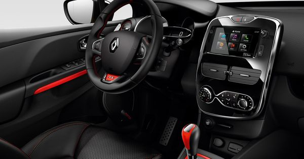 Interieur clio 4 rs interieur autos pinterest Interieur clio 4