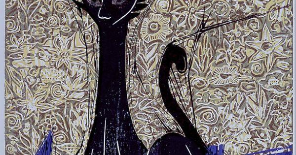 Gato Con Celosia By Jose Aguilera Vicente Art Pinterest