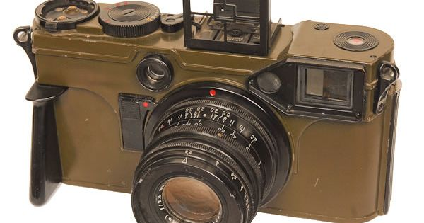 Graflex KE-4 Combat Camera 1953