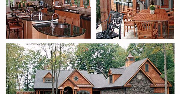 Craftsman Style Hillside House Plan 85480 Is Positioned On