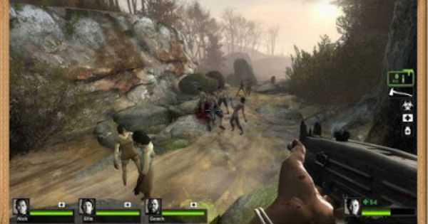 Left 4 Dead 2 Free Download Horror Zombies Game Left 4 Dead Pc