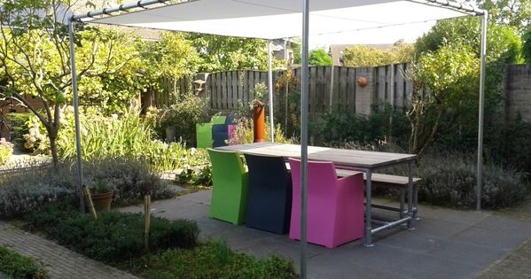 Pergola van steigerbuis huis en tuin steigerbuis buiskoppelingen pinterest pergola 39 s - Prieel frame van ...