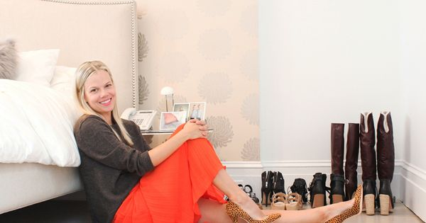 Exclusive First Look: Inside This Loeffler Randall Designers Bedroom - Wallpaper /