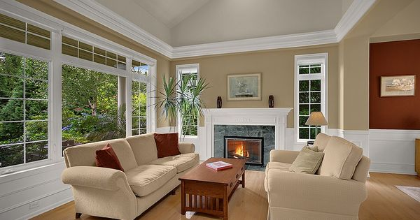 Crown Molding On Vaulted Ceiling Molding Pinterest