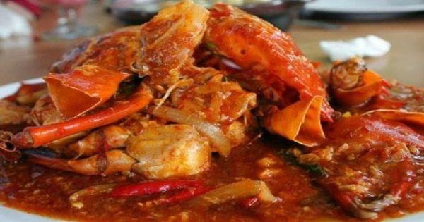 Resep Umi Resep Dan Cara Membuat Kepiting Saus Khas Padang Mudah Resep Kepiting Resep Masakan Resep Masakan Indonesia
