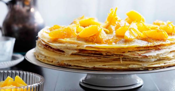 Chef recipes, Crepe cake and Recipe search on Pinterest