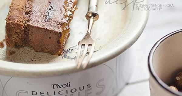 Krokant shortbread, hazelnut mousse, whiskey-orange marmalade | Cake ...