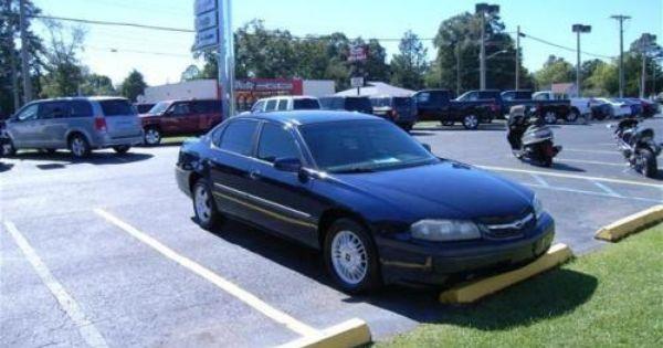 2002 Chevrolet Impala Quincy Fl Cheapcars 2002 Chevrolet