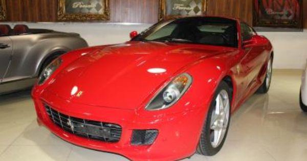 Ferrari 599 Gtb Ferrari 599 Ferrari Sports Car