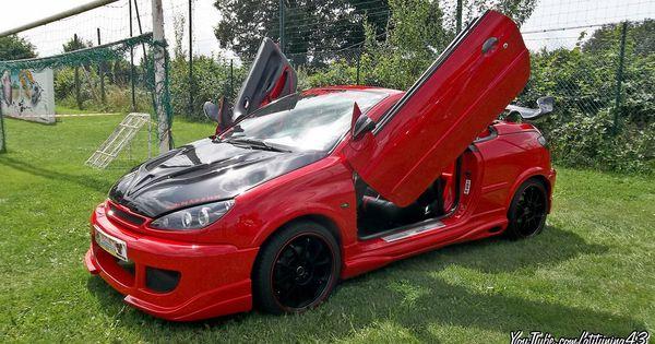 Resultado De Imagen Para Peugeot 206 Cc Tuning Peugeot