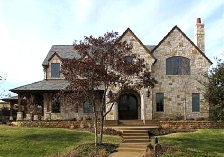 Texas Hill Country Limestone House Hill Country Style Homes