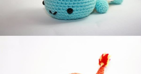Amigurumi Pokemon...one day I will learn how to make these cute things!