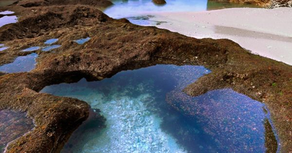 Suluban Beach, Uluwatu, Bali, Indonesia ... Bali is Asia's best honeymoon destination
