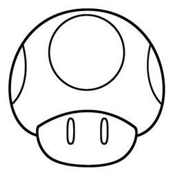 Mario Mushroom Mario Coloring Pages Super Mario Coloring Pages Mario Crafts