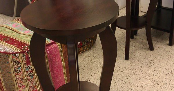 Small round end table at ross or tj maxx sofas and for Room decor ross