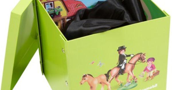Rangement plastique dressing buanderie entretien for Playmobil buanderie