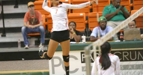 Florida A Amp M University Sophomore Outside Hitter Nicole Abreu Is Participating With The Peruvian Nationa Women Volleyball World Championship Volleyball News