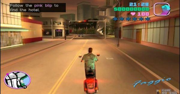 تحميل لعبه جاتا Gta Vice City كامله الاصليه مضمونه Iso بالكراك شرح التحميل شرح التسطيب Vice Gta City