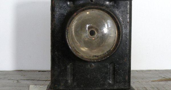 Vintage railroad lantern | Vintage, Lanterns and Etsy