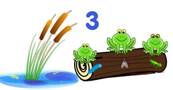 Five Little Speckled Frogs Five Little Frog Speckle