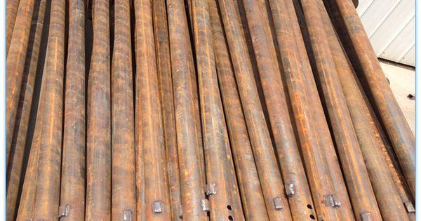 Epingle Sur Round Shaft Helical Pile
